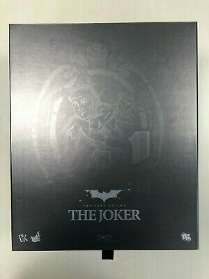 $ CDN1101.10 • Buy Hot Toys DX01 DX 01 Dark Knight Batman Joker Heath Ledger NEW