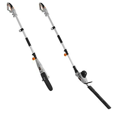 View Details VonHaus 2 In 1 Pole Chainsaw & Trimmer | 750W With Extendable  • 99.99£