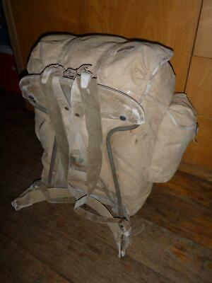 AU78 • Buy Bergans Original Backpack / Rucksack, Historic Collectable, Well Travelled :)