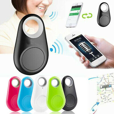 Smart Bluetooth Finder Tracer Pet Child Gps Locator Tag Alarm Wallet Key Tracker • 11.49£