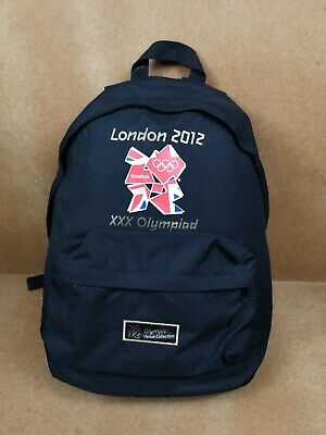London 2012 Olympic's Xxx Olympiad Venue Collection Rucksack Bag New With Tags • 29.99£