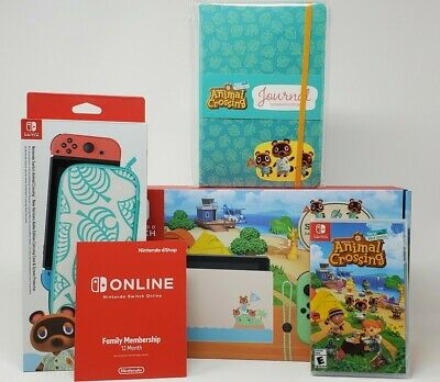$1399 • Buy Nintendo Switch Animal Crossing: New Horizon Special Edition Bundle Deal