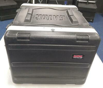 Used Gator GR-8L 19  8U Standard Flight Rack Case Lightweight Moulded  • 89.99£