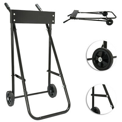 AU113.36 • Buy Carrier Cart Autoboard Motor Boat Carrier Engine Trolley Stand 85kg DIY Outboard