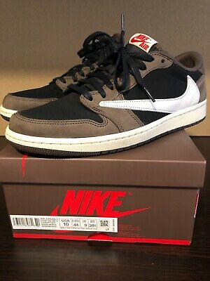$700 • Buy Jordan 1 Travis Scott Low Size 10