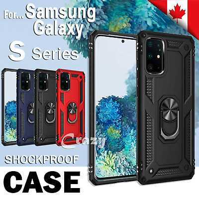 $ CDN8.79 • Buy For Samsung Galaxy S9 S10 S20 Plus Ultra S10e Case Heavy Duty Magnetic Cover