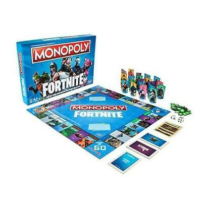 $39.95 • Buy NEW SEALED Fortnite Monopoly Edition Board Game