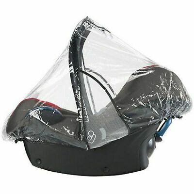 Universal Raincover Fit All Car Seat Infant Carrier Group 0 Maxi Cosi Graco M&P • 8.99£