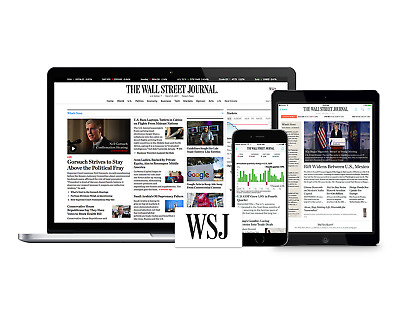 $9.99 • Buy Wall Street Journal WSJ 3-Month PRIVATE Digital Access