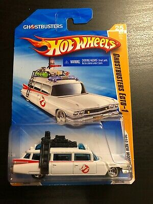 Hot Wheels Ghostbusters Ecto-1 2010 New Models • 8.68£