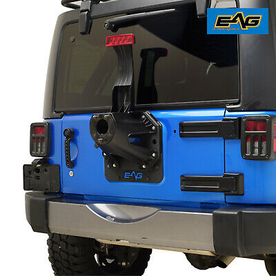 $61.99 • Buy EAG Fit 2007-2018 Jeep Wrangler JK Spare Tire Spacer