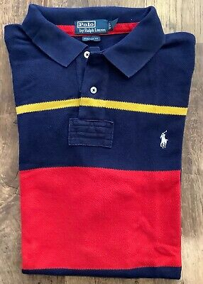 AU30 • Buy Authentic Ralph Lauren Polo Shirt. Size XXL. Excellent Used Condition. Navy.