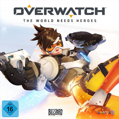 AU20.01 • Buy Overwatch Standard Edition Digital Key Code PC Battle.net Blizzard Global