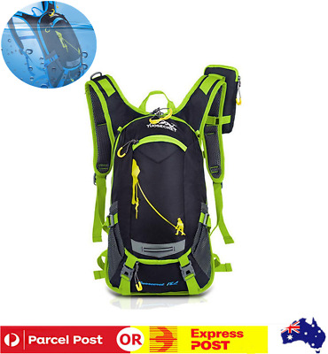 AU23 • Buy Hiking Backpack Bag Camping Travel Waterproof Pack Rucksack Sport Outdoor AU