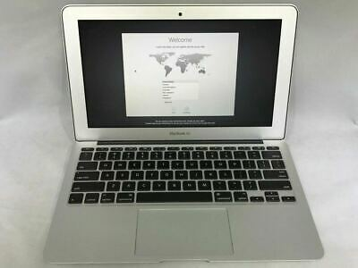 $494.97 • Buy MacBook Air 11 Early 2015 2.2 GHz Intel Core I7 8GB 512GB Very Good Condition