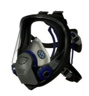 AU449.99 • Buy 3M Ultimate FX Full Facepiece Reusable Respirator FF-400 Series Large