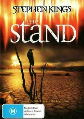 AU10.57 • Buy The Stand - Stephen King - New & Sealed Dvd Free Local Post