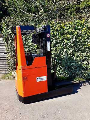 £3250 • Buy BT Reach Truck/Forklift- Electric -Narrow Aisle -Hyster, Linde