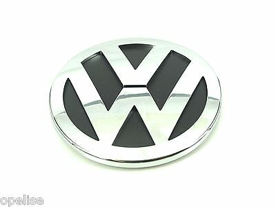 Genuine New VOLKSWAGEN VW REAR BADGE Boot Emblem For Touareg 2002-2010 TDI TSI • 34.95£