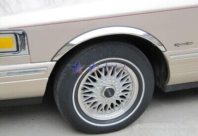 $85 • Buy 1995-1997 Lincoln Town Car Stainless Steel Fender