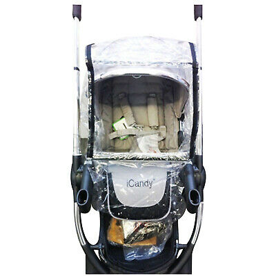 Trider Raincover Fit ICandy Apple Peach Strawberry Blossom Cherry Seat Carrycot • 18.99£