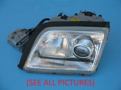 $552.50 • Buy 96 97 98 99 00 01 02 Mercedes Sl500 Sl600 Left Driver Headlight Lamp Light Xenon