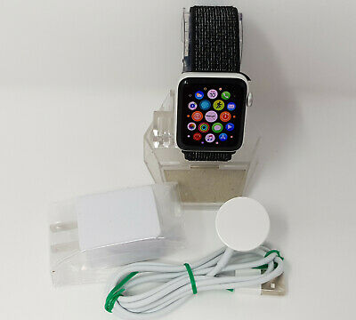 $ CDN63.34 • Buy Pre-owned ~~ Apple Watch Nike+ Series 3 42mm Smart Watch - Silver YY-LPZJ408239