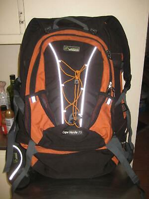 AU45 • Buy Outdoor Expedition 75L Rucksack & Detachable Daypack. As NEW