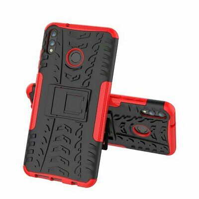 £13.86 • Buy For Huawei Honour 8X Max Case Rubber Anti-knock Heavy Duty Hybrid Protective