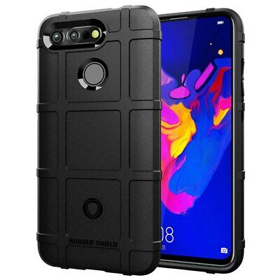 £13.46 • Buy For Huawei Honour View 20 Cover Rugged Shield Back Cover Rubber Protective Coke