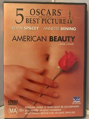 AU4.90 • Buy DVD American Beauty, Kevin Spacey Annette Bening.    B2