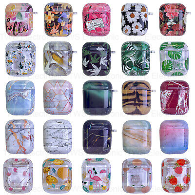 $ CDN6.69 • Buy Patterned Marble Hard Shockproof Protective Case Cover For Apple Airpods Pro 2 1