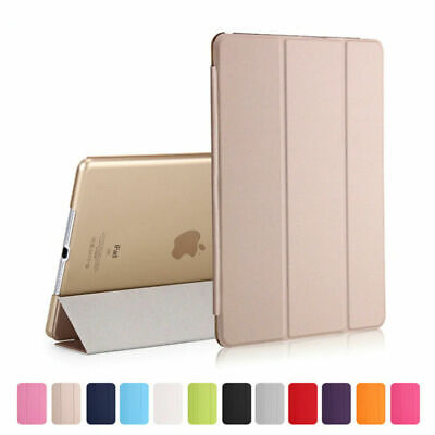 Smart Magnetic Stand Case For Apple IPad Air1/ 2/ 3 ,5th/ 6th Gen Pro 10.5 & 9.7 • 5.99£