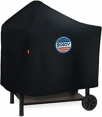 $ CDN25.05 • Buy Sojoy Barbecue And Grill Cover For Weber Performer Deluxe Charcoal Heavy Duty