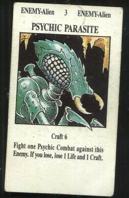 £2 • Buy Psychic Parasite Timescape Card Talisman 2nd Edition Games Workshop