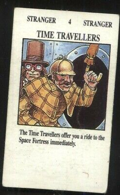 £2 • Buy Time Travellers Timescape Card Talisman 2nd Edition Games Workshop