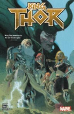 King Thor By Jason Aaron (English) Paperback Book Free Shipping! • 12.60£