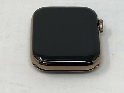 $ CDN493.57 • Buy Apple Watch Series 4 Gold Stainless Steel 44mm - No Band - Good Condition