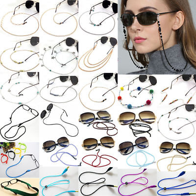 AU2.47 • Buy Glasses Lanyard Neck Cord Sunglasses Chain Strap Holder Retainer Spectacle Sport