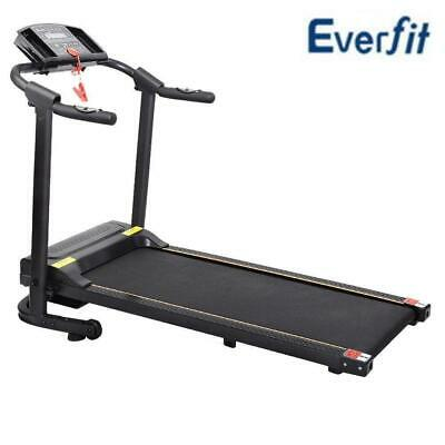 AU467.50 • Buy Everfit Electric Treadmill Home Gym Exercise Fitness Machine Equipment Running