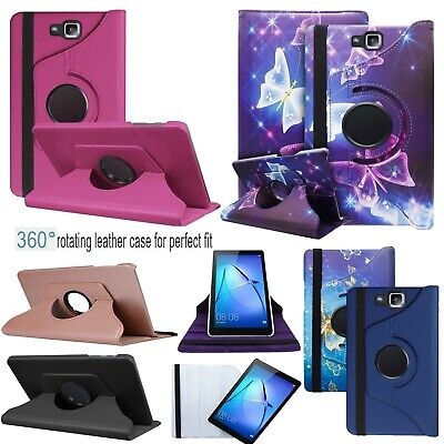 For Samsung Galaxy Tab E 9.6  PU Leather Tablet Stand FLIP Case Cover T560/T561 • 4.49£