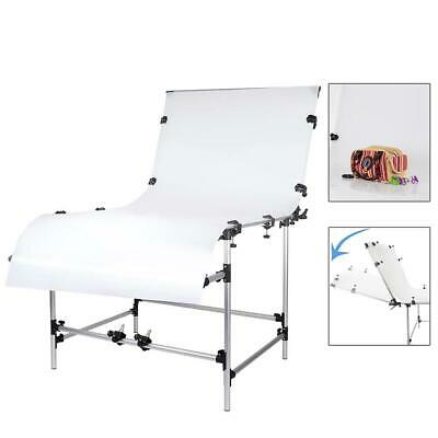 Product Shooting Table 100x120cm Studio Still Photography Display Background UK • 114.99£