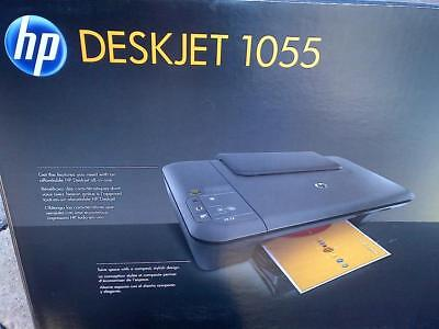 View Details NEW HP DESKJET 1055 ALL-IN-ONE PRINTER PRINT SCAN COPY No Ink, But Free Shipping • 49.95$