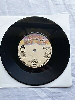 Ace Frehley Kiss  Rip It Out/whats On Your Mind  Rare Promo Only 7  45 Mint • 15£