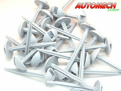 Very High Quality Groundsheet Pegs, 90mm Long  (PACK OF 25) • 3.95£
