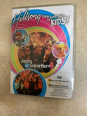 $9.99 • Buy Hillsong Live Worship For Kids! Dvd