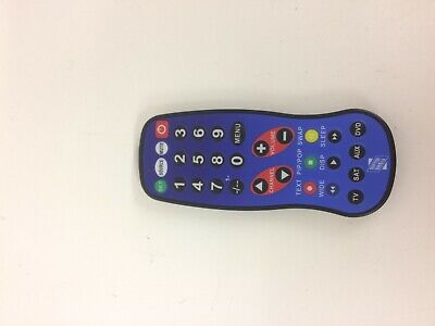 Aifa Waterproof TV/Universal Remote Control • 12£