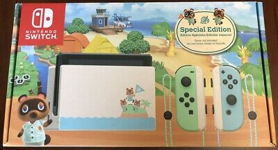 $ CDN949.99 • Buy SHIPS NOW! Animal Crossing New Horizon Special Edition Nintendo Switch Console