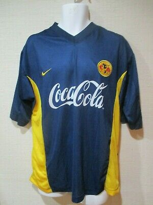 $79.99 • Buy Club America Jersey 2001-2002 Authentic Nike LARGE