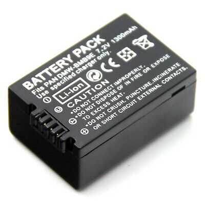AU30.98 • Buy Battery Pack For Panasonic Lumix DMC-FZ62 DMC-FZ70 DMC-FZ72 DMC-FZ100 DMC-FZ150